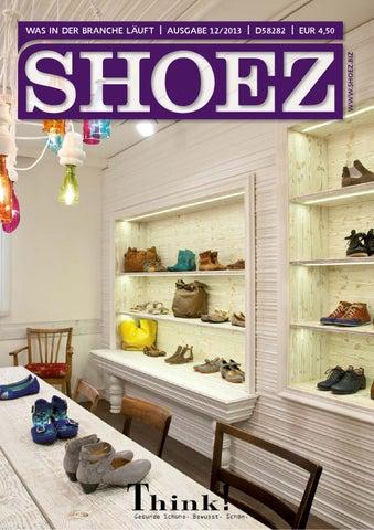 Shoez Ausgabe Dezember 2013 by SHOEZ – Das Fachmagazin für