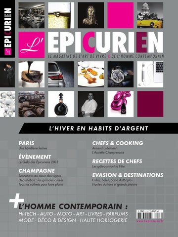 L EPICURIEN magazine 111 by Tony Barusta - issuu 5d2d5600c2a