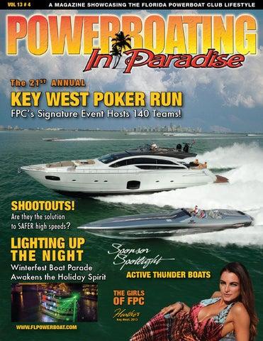 Florida powerboat ass