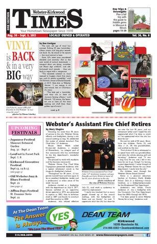 Webster-Kirkwood Times • August 30 2924c7122