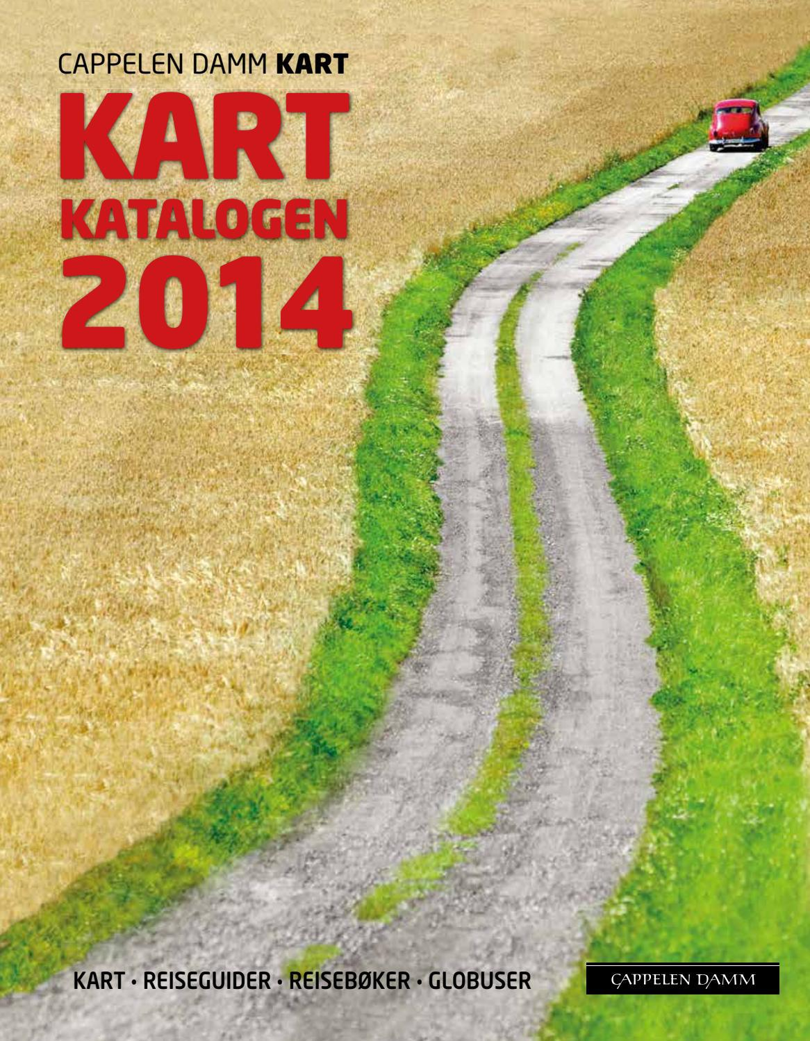 Kartkatalog2014 By Cappelen Damm As Issuu