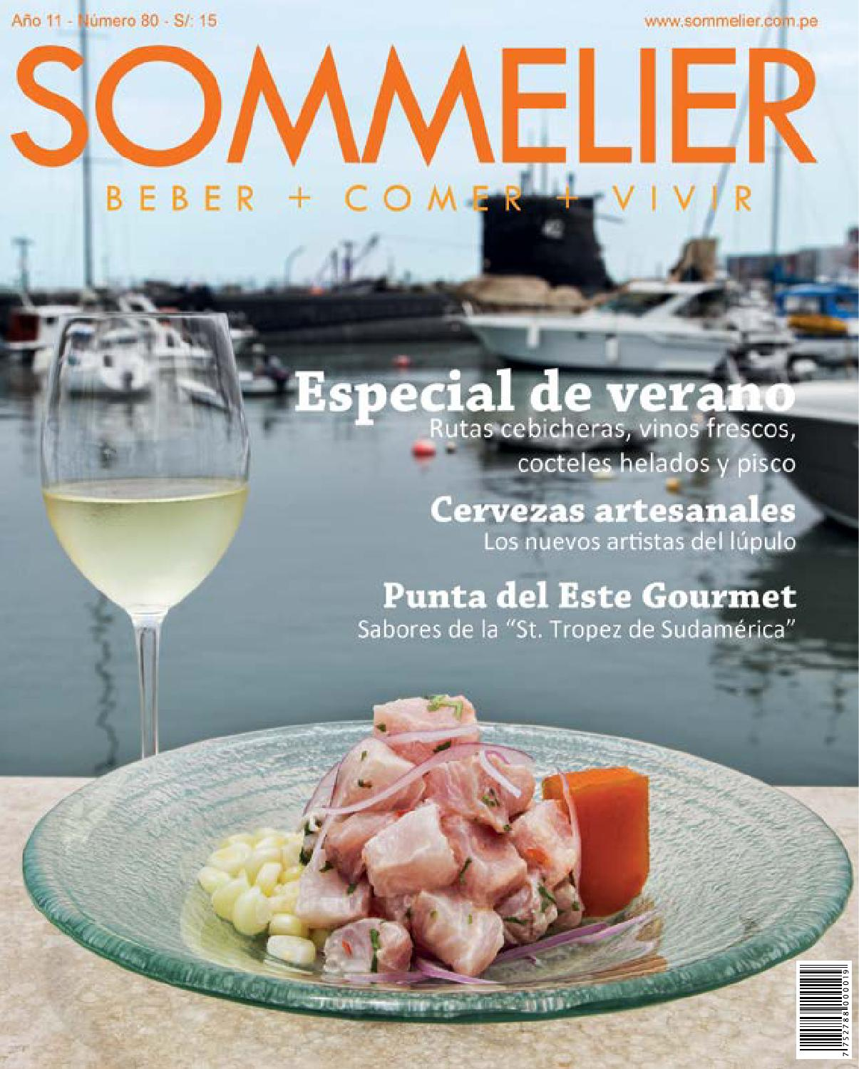 Sommelier edicion 83 by Revista Sommelier - issuu