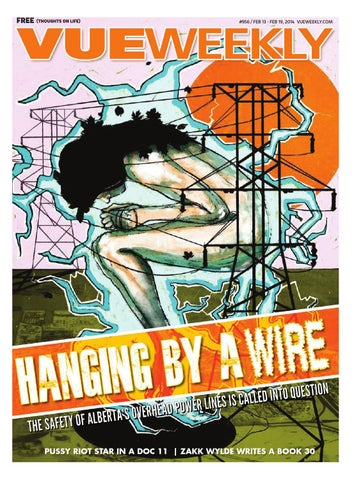 99eed2e5de595 956  Hanging by a wire by Vue Weekly - issuu
