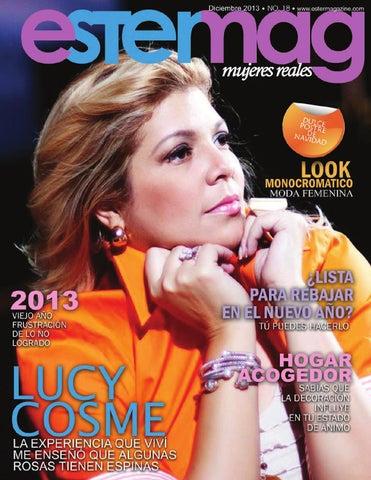 Revista Ester – Diciembre 2013, No. 18