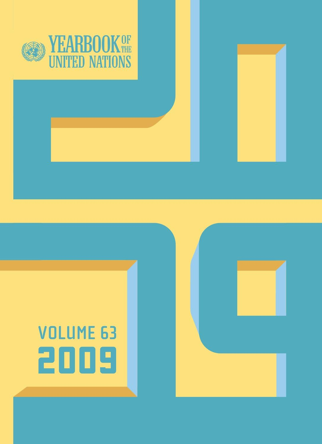 cb29eb8a655 Yearbook of the United Nations 2009 by United Nations Publications - issuu
