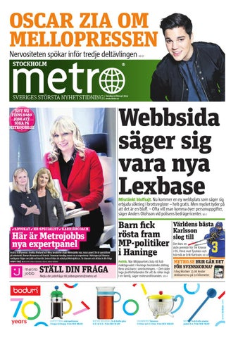 cc2a306b6910 20140213_se_stockholm by Metro Sweden - issuu