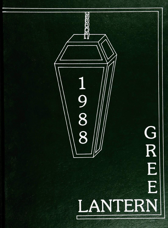 4c2bc7944d1 1988 Green Lantern by Proctor Academy - issuu
