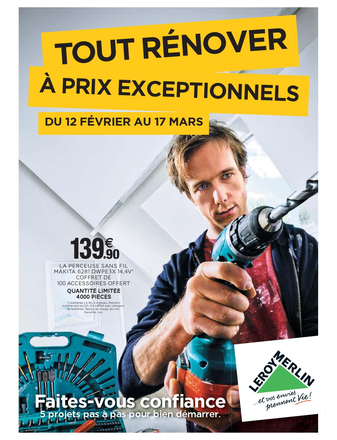 Leroymerlin Catalogue 12fevrier 17mars2014 By