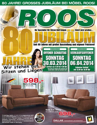 m bel ross 80 jahre jubil um by werbeagentur art design issuu. Black Bedroom Furniture Sets. Home Design Ideas