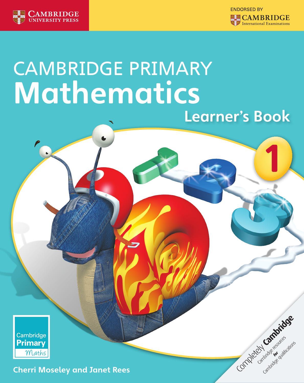 Workbooks primary mathematics workbook : Preview Cambridge Primary Mathematics: Learner's Book Stage 1 by ...