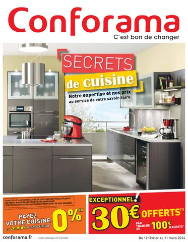 Conforama Catalogue 12fevrier 11mars2014 By Promocatalogues