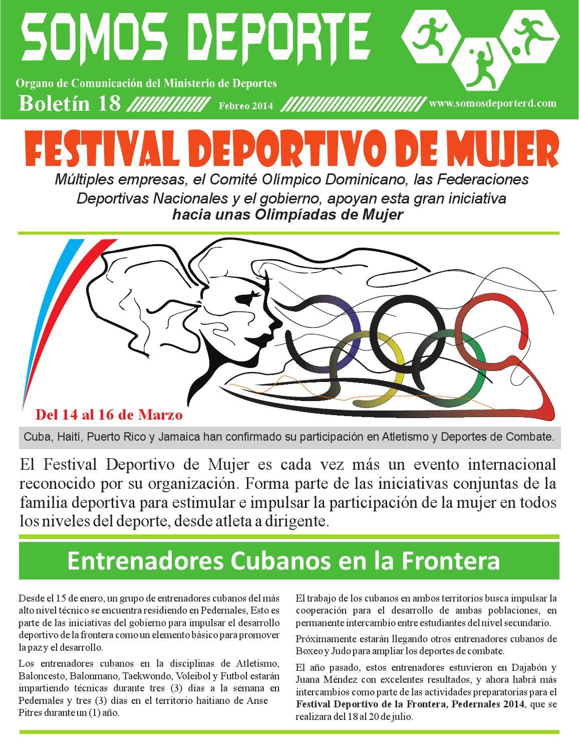 Somos Deportes 18 By Microdeportes Com Issuu border=