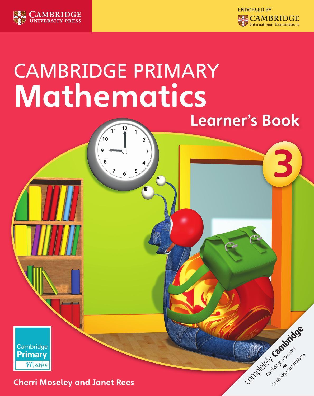 Workbooks primary mathematics workbook : Cambridge Primary Mathematics: Learner's Book Stage 3 by Cambridge ...