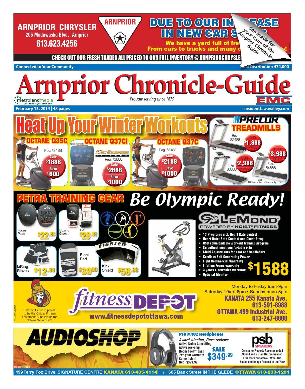 cfdecd09f2ef Arnprior021314 by Metroland East - Arnprior Chronicle-Guide - issuu