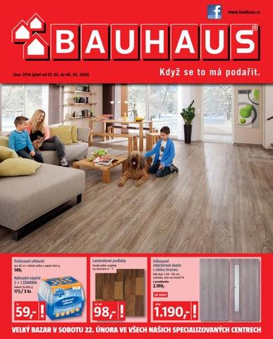 d4bd842ed7c8 BAUHAUS CZ - Česká republika - únor 2014 by Více zákazníků CZ - issuu