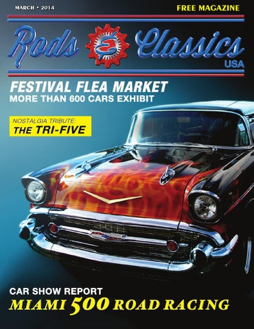 Rods And Classics USA March By Rods And Classics USA Issuu - Usa flea market car show