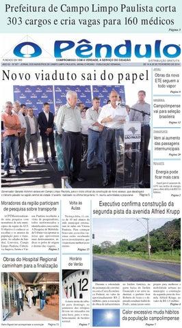 fe56533f193 Prefeitura de Campo Limpo Paulista corta 303 cargos e cria vagas para 160  médicos Página 3