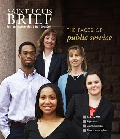 Saint Louis Brief v8i2 Alumni Magazine by SLU LAW - issuu 6eab48255cf