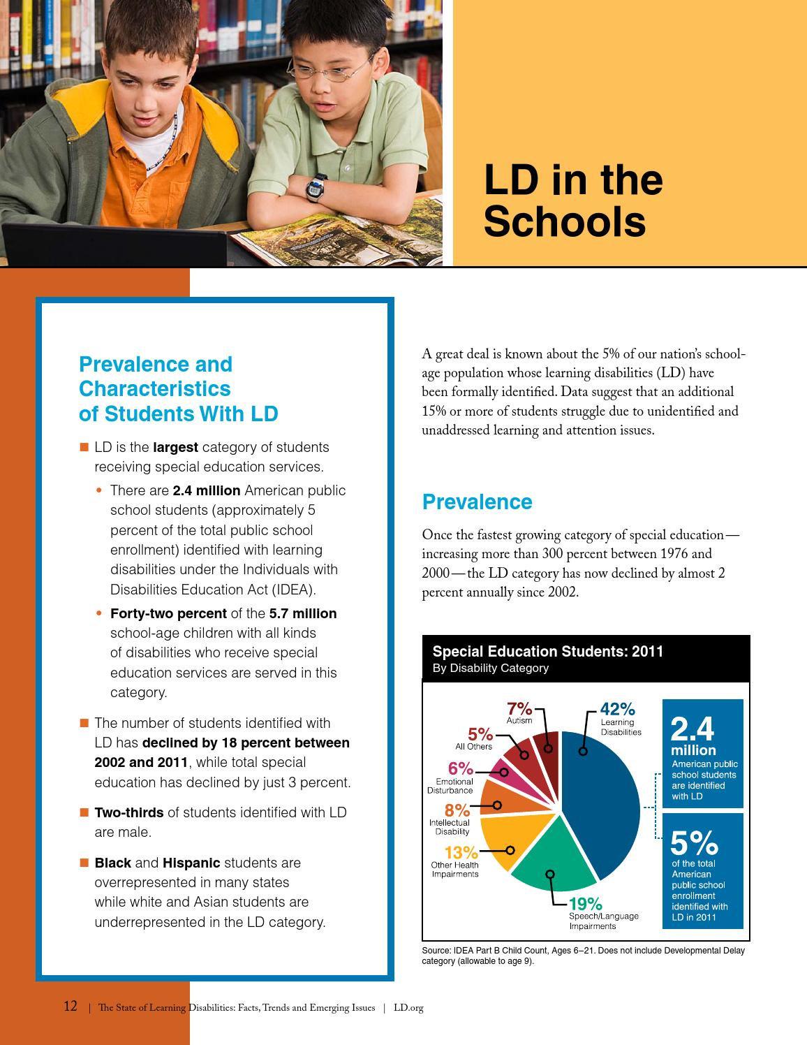 The State of Learning Disabilities 2014 by Jillian Levy - issuu