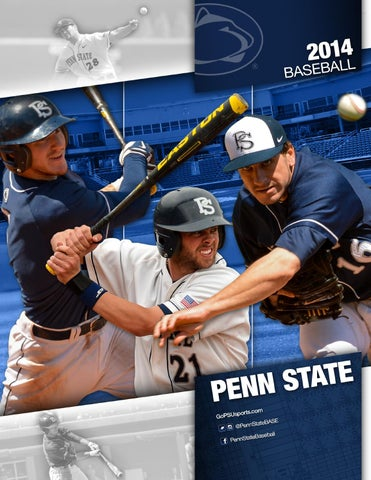 32e1a639410 2014 Penn State Baseball Yearbook by Penn State Athletics - issuu