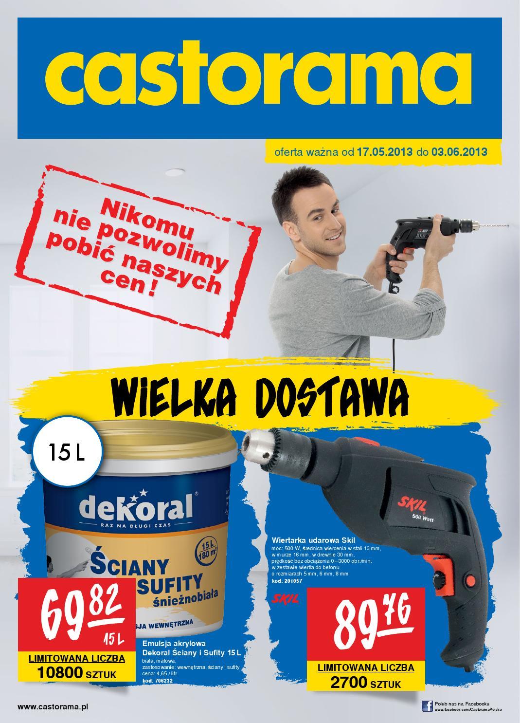 castorama gazetka 20130517 by micha wejwoda issuu. Black Bedroom Furniture Sets. Home Design Ideas