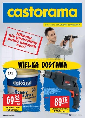 Castorama Gazetka Promocja Katalog 3 03 2021 Marzec
