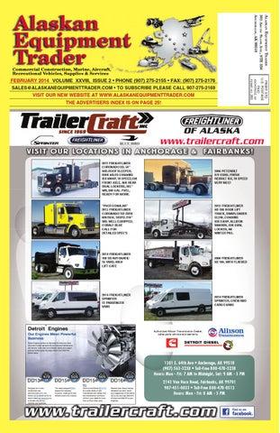 Alaskan Equipment Trader - February 2014