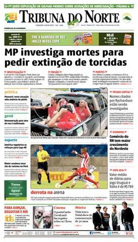 6c61aa1c65b Tribuna do Norte - 14 02 2014 by Empresa Jornalística Tribuna do ...