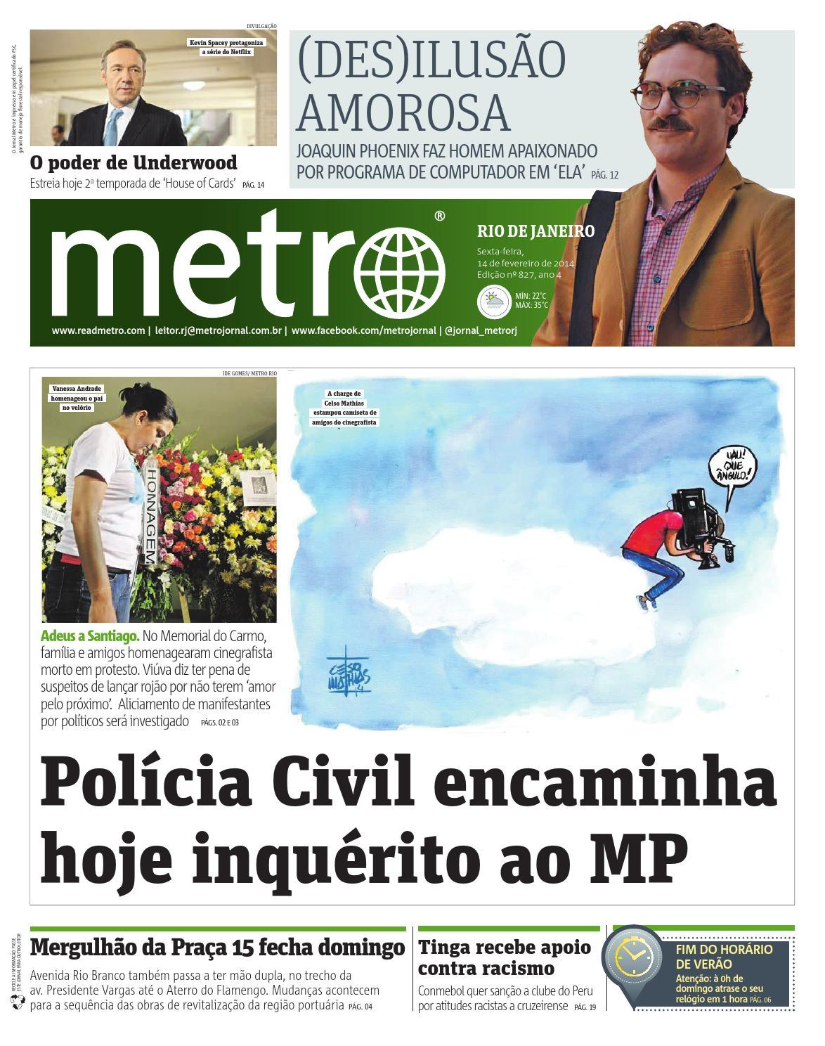 4c5144f6e646f 20140214 br metro rio by metro brazil - issuu