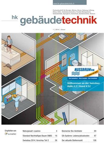 HK-gt 2014/01 by AZ Fachverlage AG - issuu