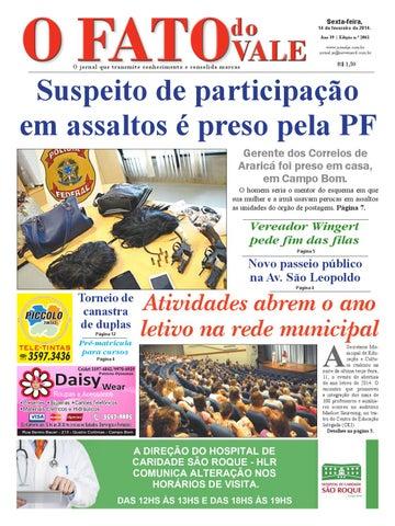 619e0abb87db3 O Fato do Vale - 14 de fevereiro de 2014 by Jornal O Fato do Vale ...