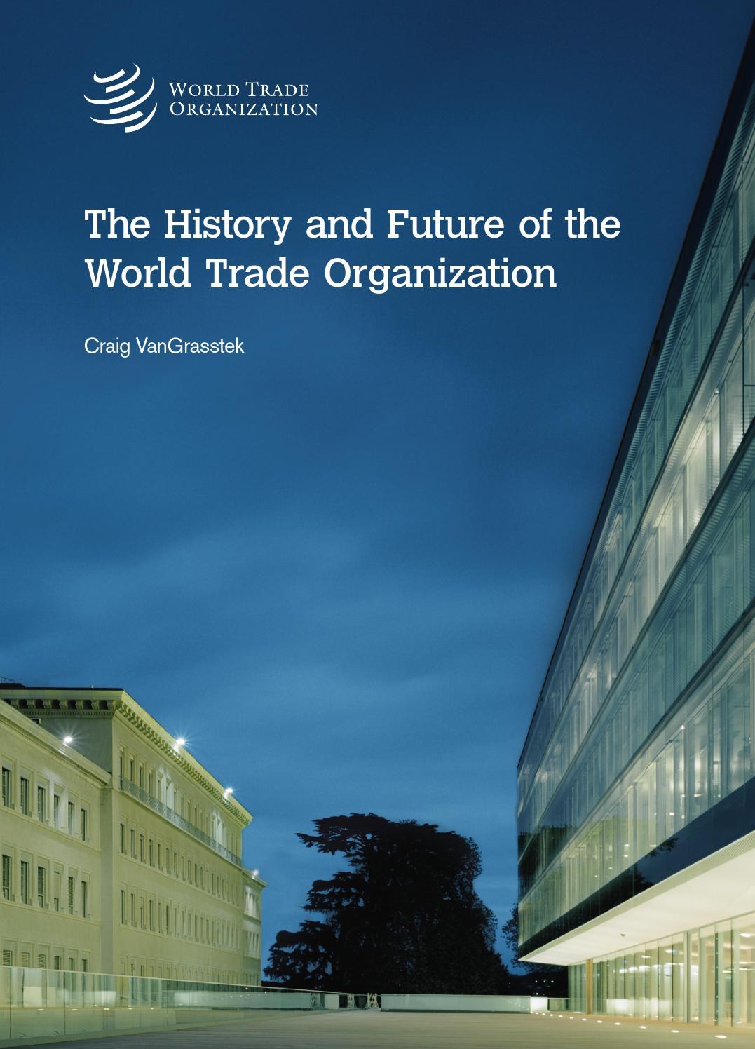 world trade history
