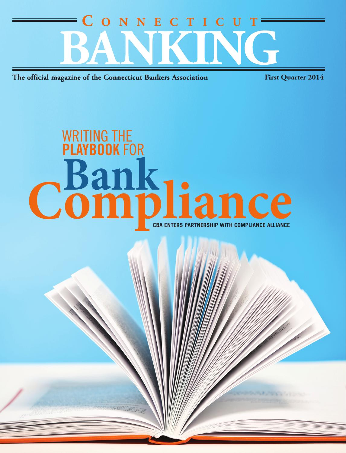 Connecticut Banking 1Q 2014 by The Warren Group - issuu