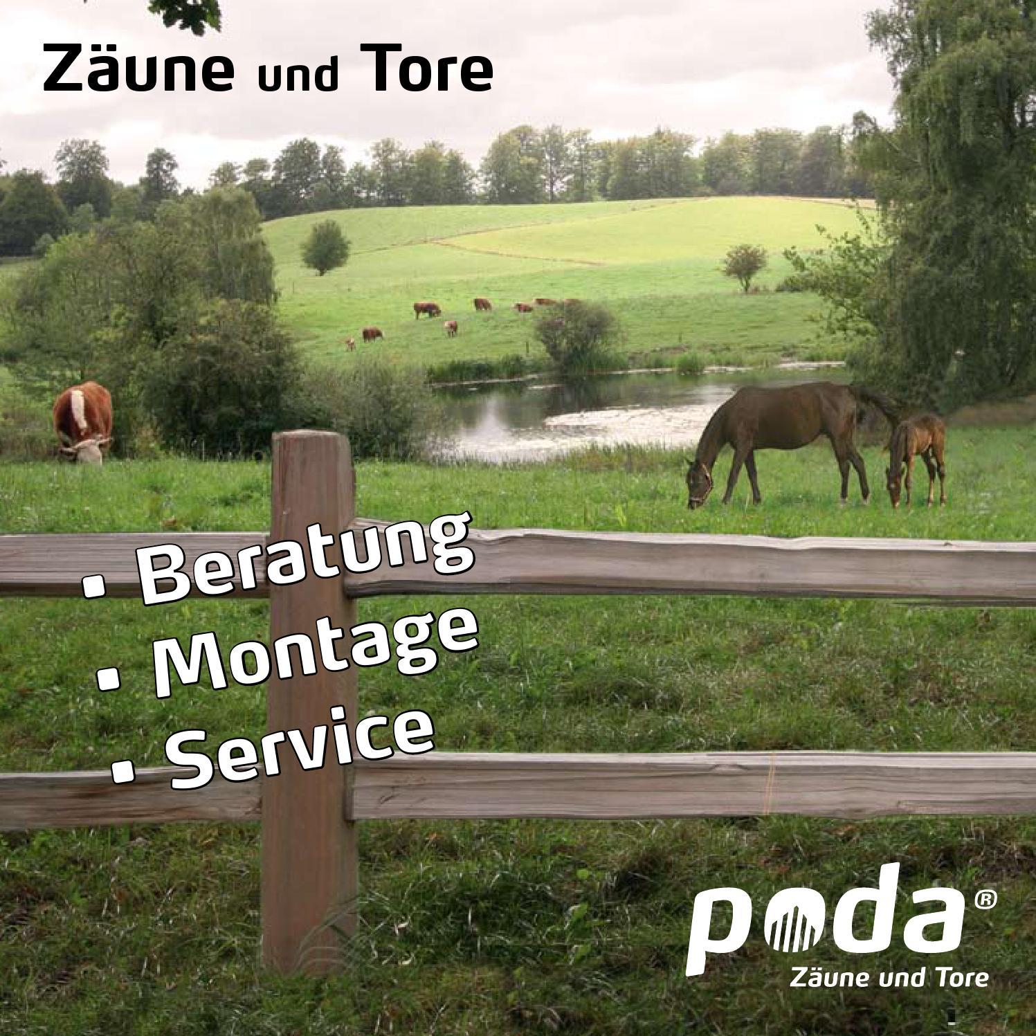 Poda Zaun Center Bad Oeynhausen by Matthias M. Pook - issuu