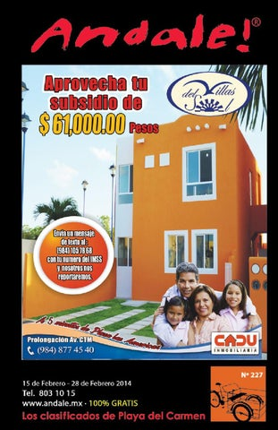 Andale 227 by Andale Revista - issuu a916adf1b1d7b