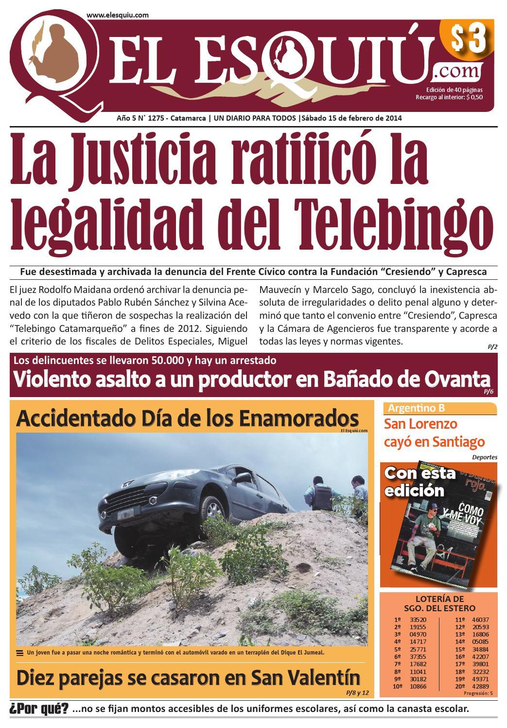 El Esquiu Com S Bado 15 De Febrero De 2014 By Editorial El Esqui  # Muebles Mabel Melilla