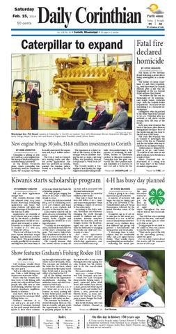 572a8c78f3 021514 daily corinthian e edition by Daily Corinthian - issuu