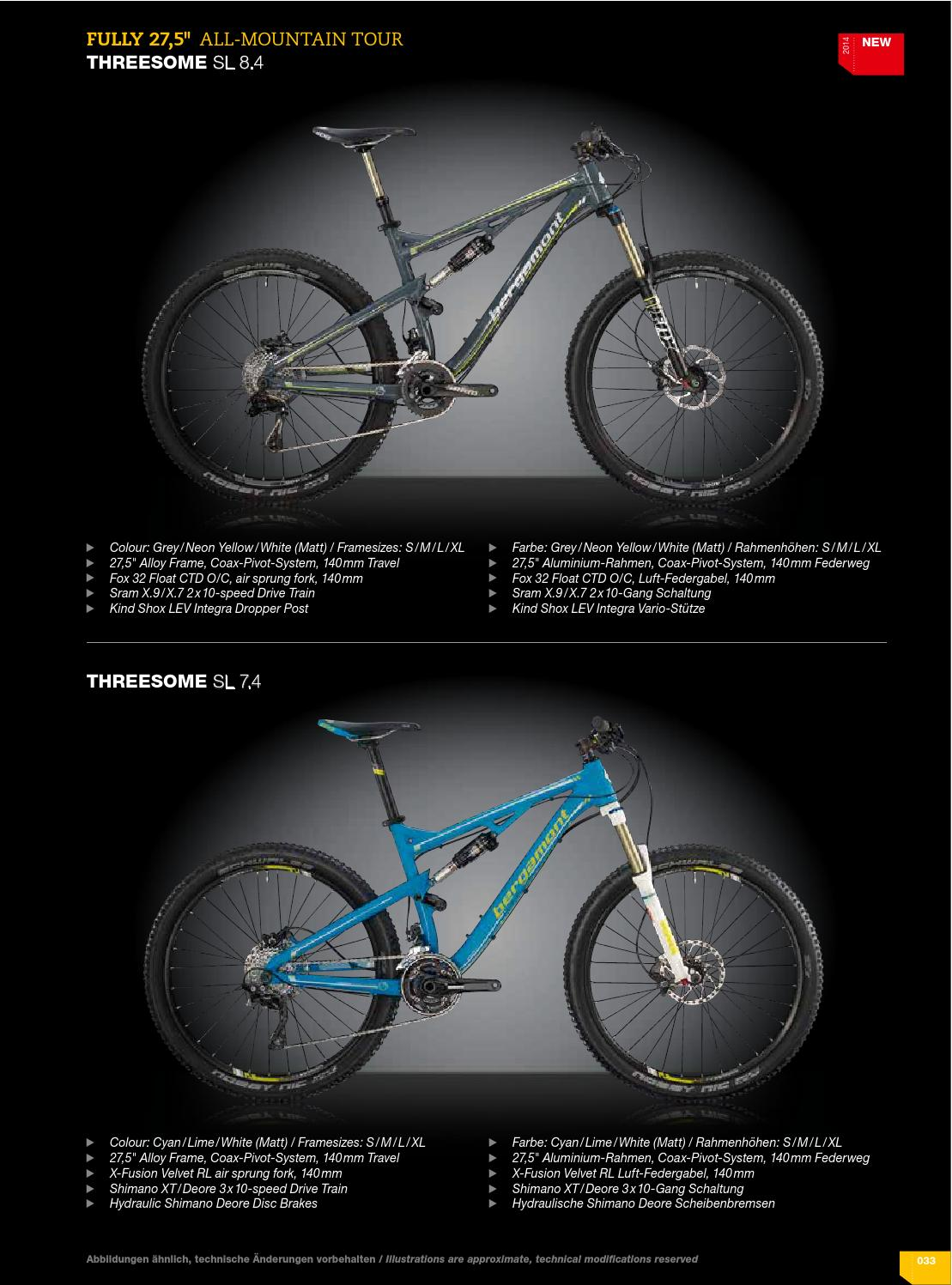 Catalogo Bergamont 2014 by BikeMTB.net - issuu