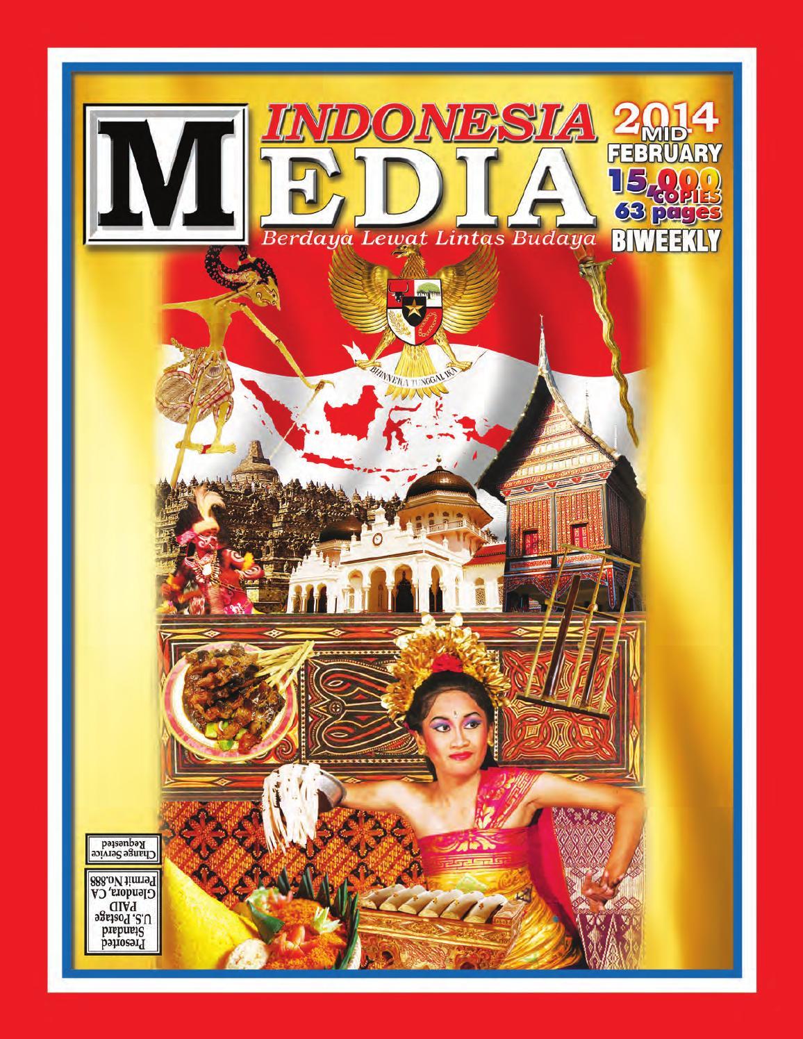Indonesia Media Mid February Issue 2014 By Issuu Produk Ukm Bumn Barbekyu Kelitik Surabaya