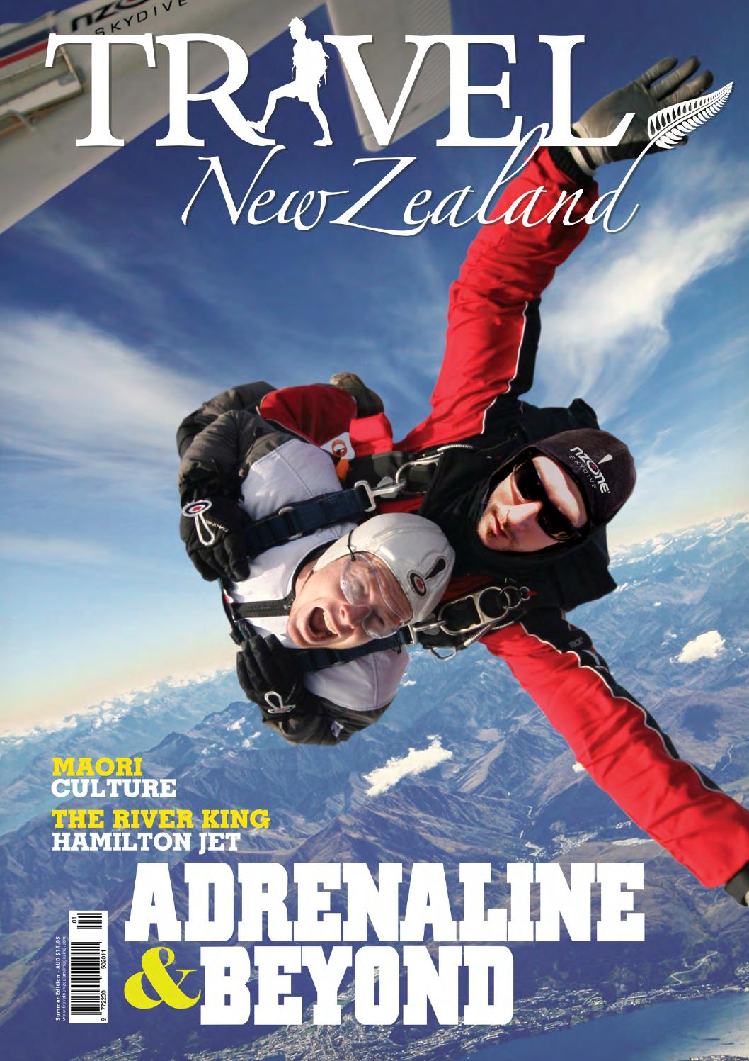 Travel New Zealand Summer 2012 by Waterford Press Limited - issuu