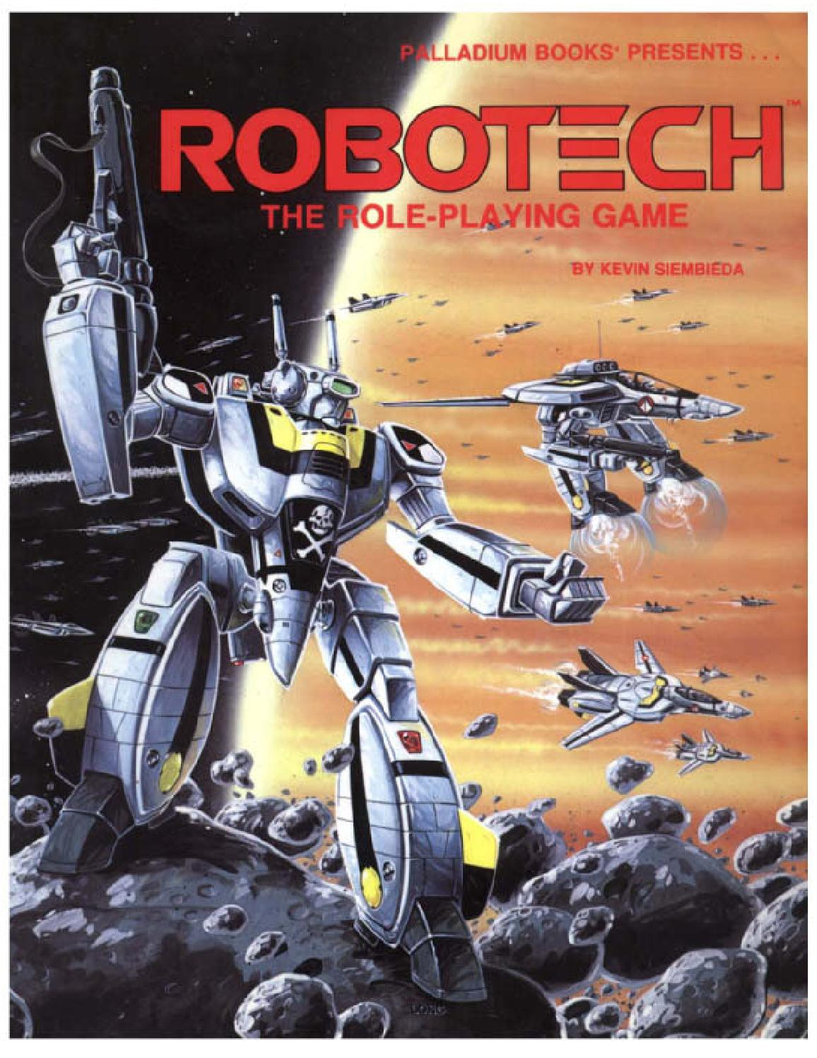 world book 33 pdf robotech
