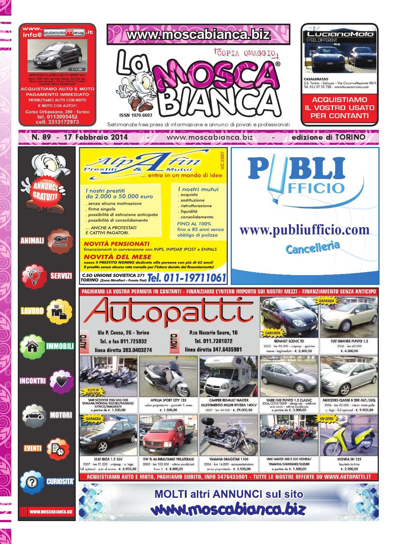 Listino Prezzi Mobili Grange.La Mosca Bianca Torino N 89 By Publidok S R L Issuu