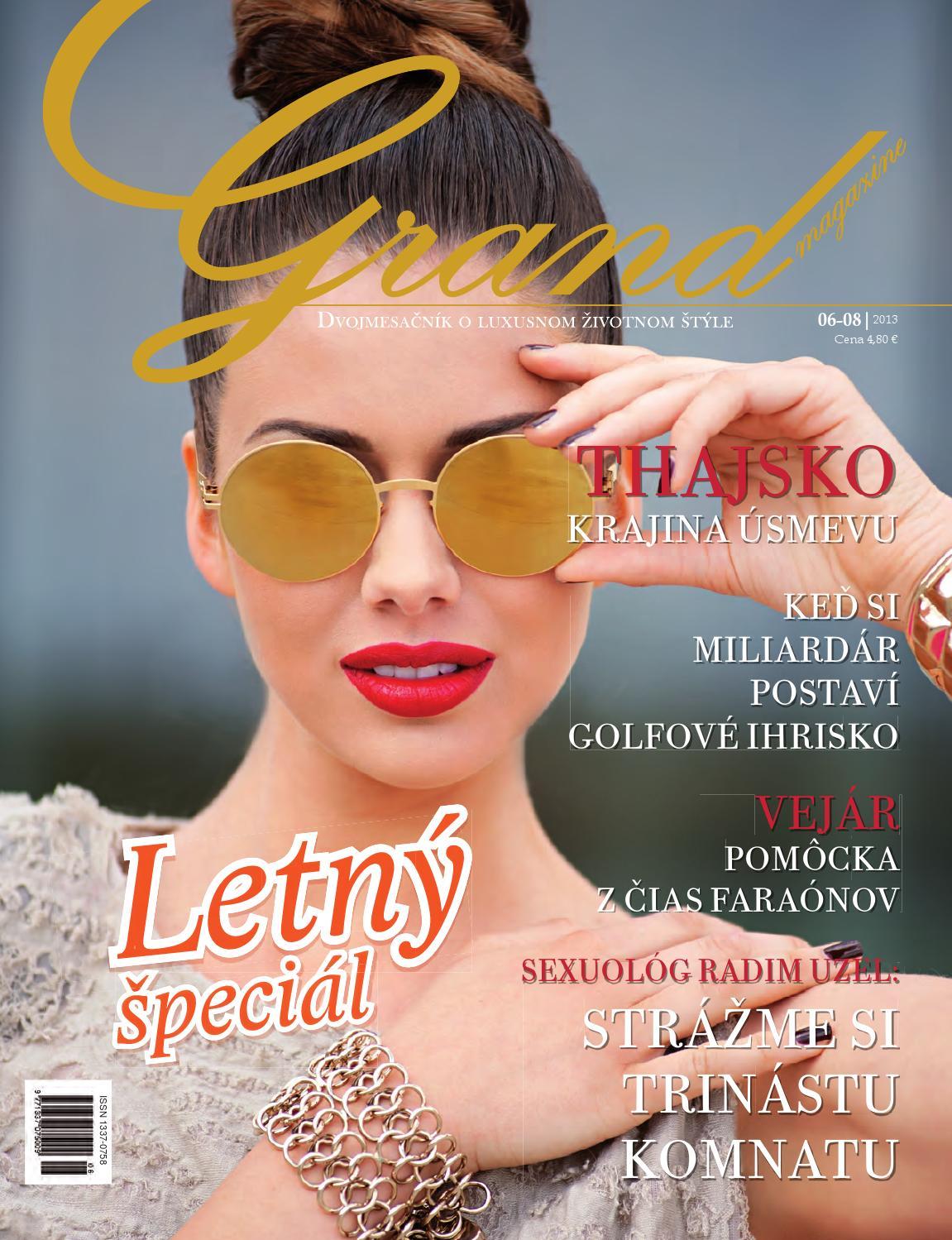96abc4453171 2013 grandmagazine 6 8 by ArgusMedia - issuu