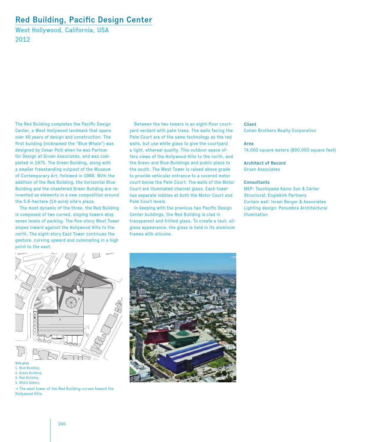 Pelli Clarke Architects By Birkhuser Issuu Hollywood Lighting Diagram