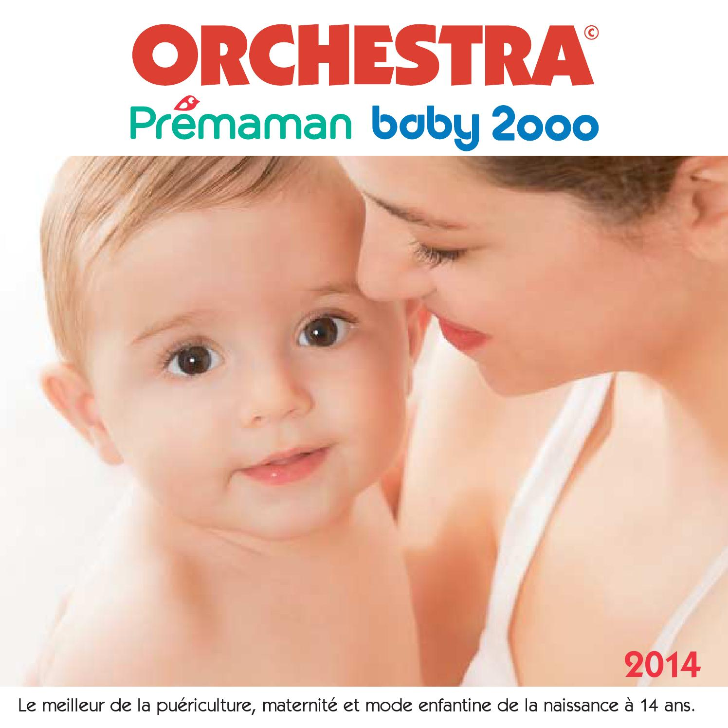 151cb5c7db6b Orchestra - Prémaman Baby 2000 by zmirov communication - issuu