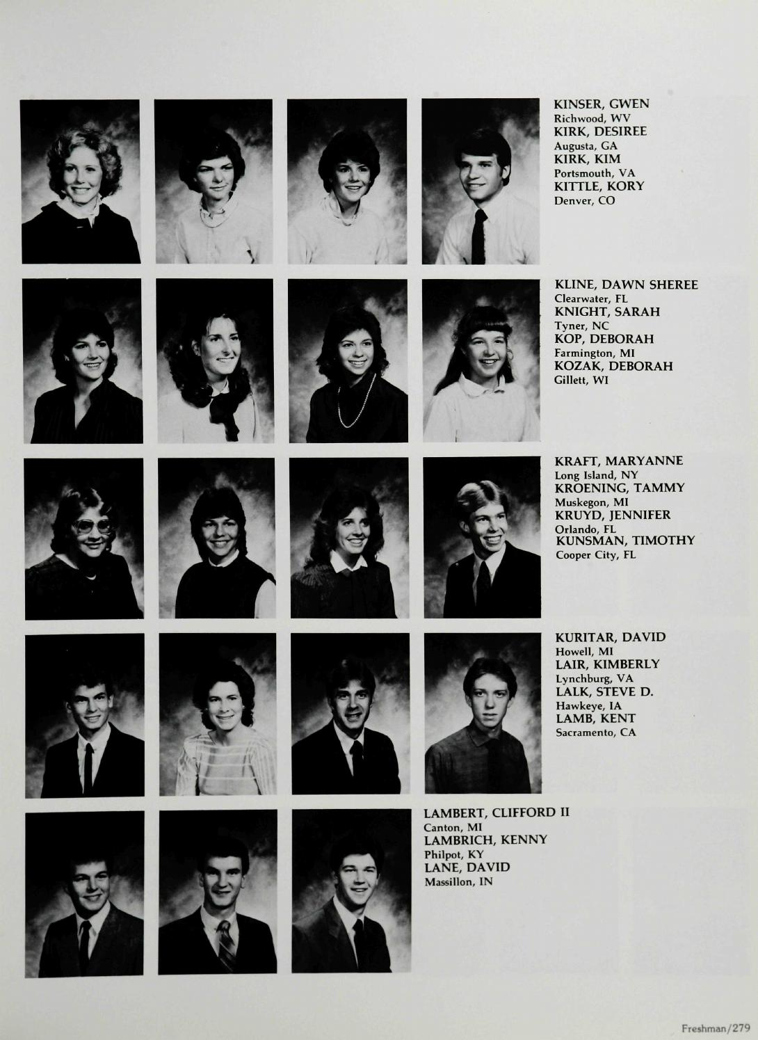 liberty university 1984 85 yearbook by liberty university issuu liberty university 1984 85 yearbook by
