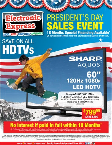 Electronic Express weekly circular week of 2/16/14 by ... on