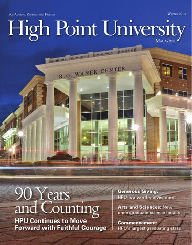 High Point University Magazine | Fall 2016 By High Point University   Issuu Part 92