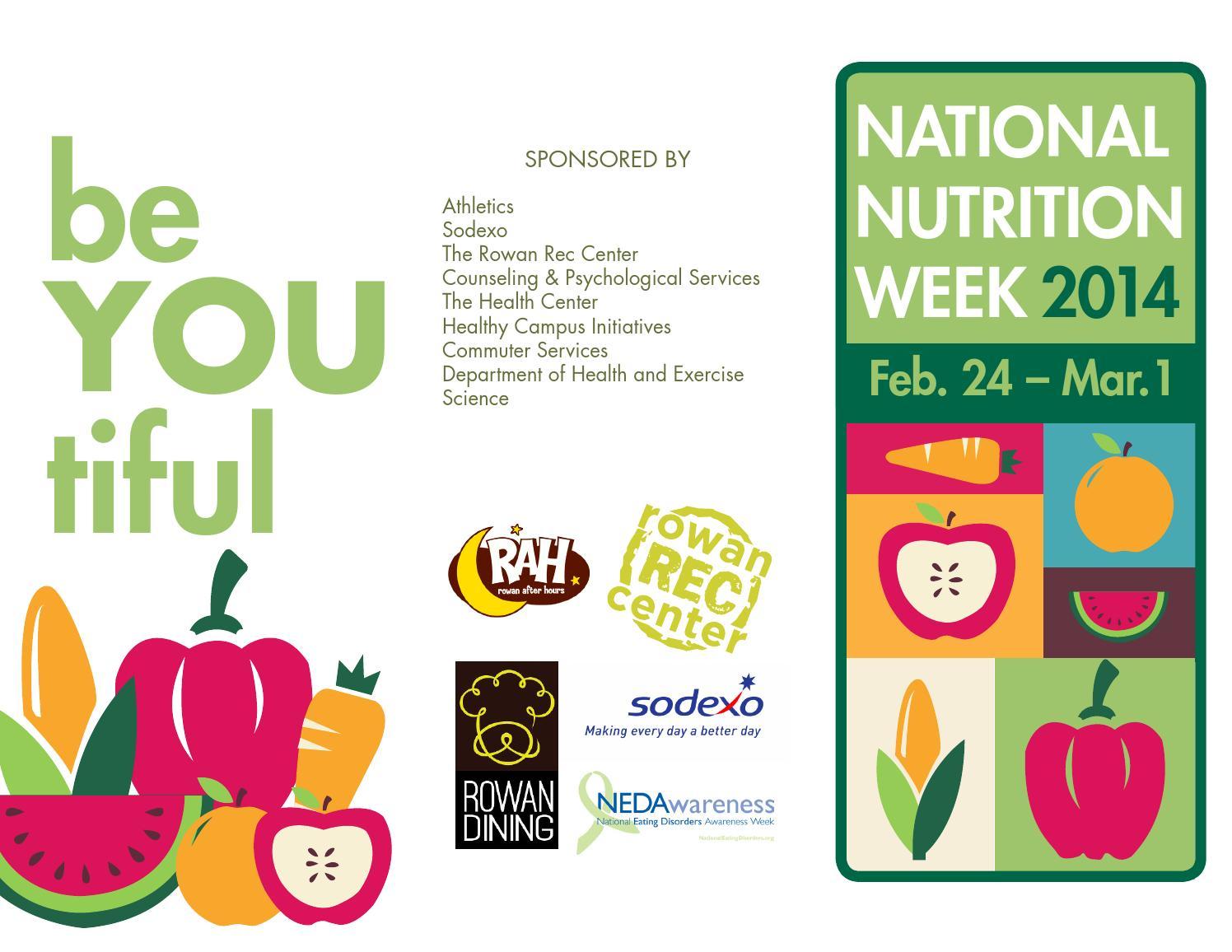 national nutrition week brochure by hannah lindeblad issuu