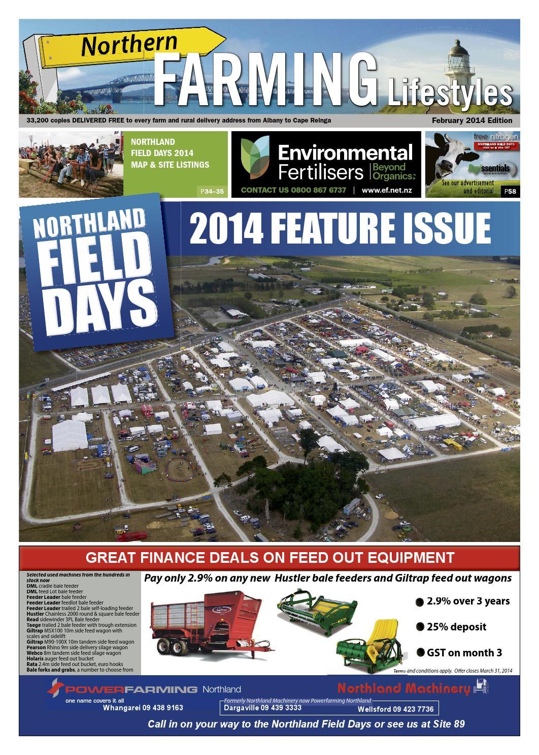 Northern Farming Lifestyles, February 2014 by NorthSouth Multi Media Ltd - issuu